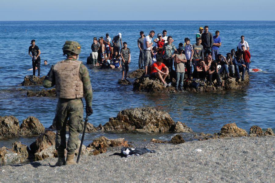 immigrants han tornat voluntàriament al Marroc